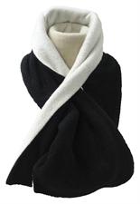 Obrázek Šála belaroma černo-bílá (black-white)
