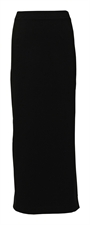Obrázek Černá sukně belaroma dlouhá úplet